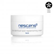 Nescens Bio-identical lipid-replenishing cream - face
