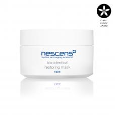 Nescens Bio-identical restoring mask - face