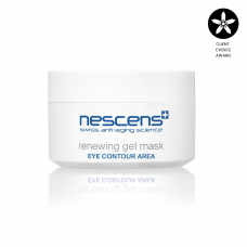 Nescens Renewing gel mask - eye contour area